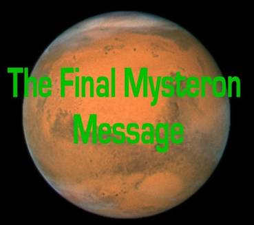 The Final Mysteron Message