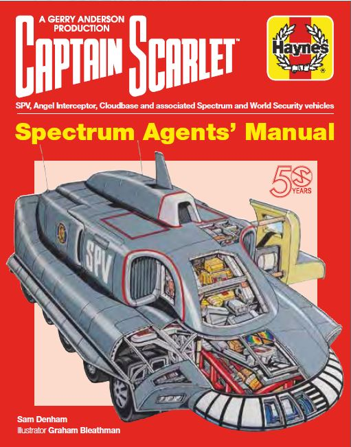 Captain Scarlet Spectrum Agents' Manual